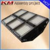 Successful project of aluminum die casting lighting fixture