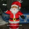 Customize Inflatable Decoration Father Christmas, Xmas Santa Claus