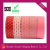 20mmx30m colorful printing washi tape(SGS)