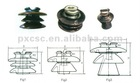 Pin Type Insulators for High Voltage(ANSI)