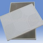 PVC gypsum ceiling tiles supplier