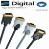 High quality DVI cable,dvi to rca cable