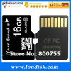 memory card micro sd card 16gb c10 high speed made in korea and wholesale price
