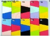 HOT!! CONTRAST COLOR High Quality PC case for Apple iPhone5 case