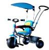 luxury children tricycle KR01-light bule