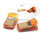 mini clip calculator in plastics