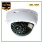 1080P SDI HD camera with 2 megapixels