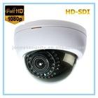 1080P SDI HD camera with 2 megapixels