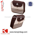 2012 lady trendy purses leather purse wallets man lady wallet