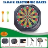 magnetic dartboard with stand