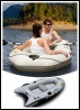 Aqua Marina inflatable fishing boat BT-88820/21