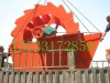 2012 ISO certification spiral sea sand washing machine