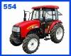 40hp/55hp Farm Tractor 400/404/550/554