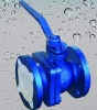 BS Ductile Cast Iron Ball Valve