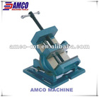 QK-D Tilting drilling machine vice