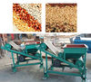 winnowing machine for rice, corn, wheat, grain,sesame, tea, tobacco, medical herbs/grain thrower 0086-15838061570