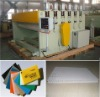 PE Hollow Grid Board Extrusion Line