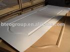 White primer HDF/MDF Moulded Door skin with many designes