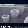 Limestone Flower Pot