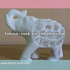 elephant art carving sculpture