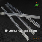 CE quality Clear square fused quartz tubes 99.95%