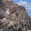 galvanized sns protective wire mesh