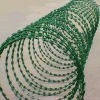 Factory of PVC razor barbed wire BTO-10