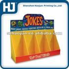 Customized cardboard paper display box