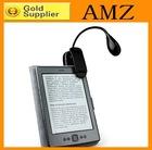 Clip On adjustable LED Book Light for Kindle LED Ebook lights