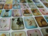 2012 Lovely dog epoxy bubble sticker for promotion