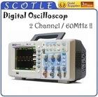Dual Channel Oscilloscop Atten ADS1062C