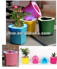 Fancy USB Mini Speakers Flower Pot Shape