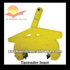 Rated load 4-12t Spreader Ingot