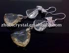 crystal jewelry earrings