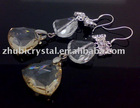 crystal jewelry earrings