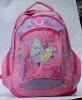girl's student bag