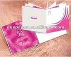 advertising brochure leaflet catalogue saddle binding