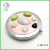 Metal Jeweled Makeup Mirror for Promotion