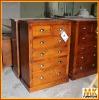 pine living room cabinet