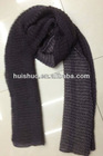 promotion wool men knitted scarf