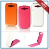 anti radiation pu mobilephone cases for samsung galaxy s3 case