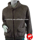Ladies knitted new fashion coat