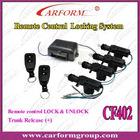 remote control car central locking