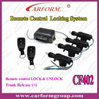 remote control car central locking