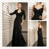Free Shipping 2012 New Taffeta Lace Floor Length Mother of the Bride Dresses JYMD069