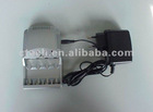 1-4 AA / AAA rechargeable Ni-MH and Ni-CD battery fast charger
