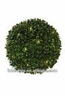 Hanging topiary bush solar light/Small Topiary Ball