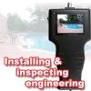 "2.5"" TFT CCTV Installation mate"