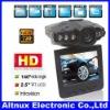 "2.5"" 6 IR Night Vision HD Car DVR Video Recorder Camera Vehicle Camcoder OT001"