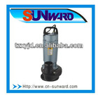 SUNWARD QDX 0.55kw submersible water pump